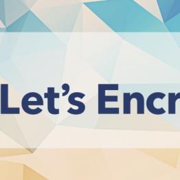 Utiliza LetsEncript para añadir HTTPS gratuito a tu sitio