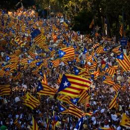 Lo que ocurre en cataluña